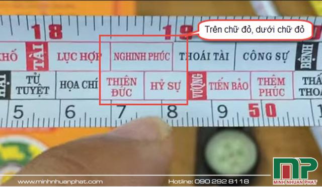 Như thế nào gọi là thước Lỗ Ban, thước này dùng ở trong lĩnh vực gì?